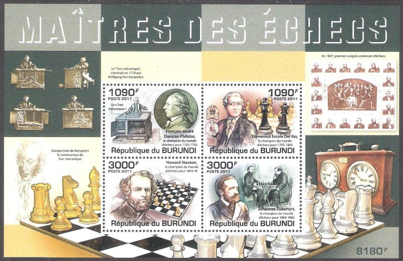 chess stamps offer